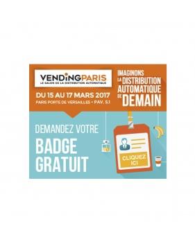 Mars 2019 : VENDING PARIS