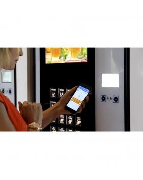 Juillet 2018 : Lancement de SELFBLUE, application de paiement par mobile et de communication interactive