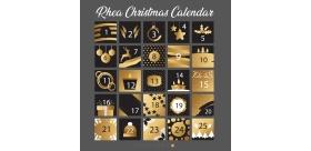 Rhea Christmas Calendar - Décembre 2019