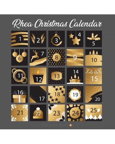 Rhea Christmas Calendar